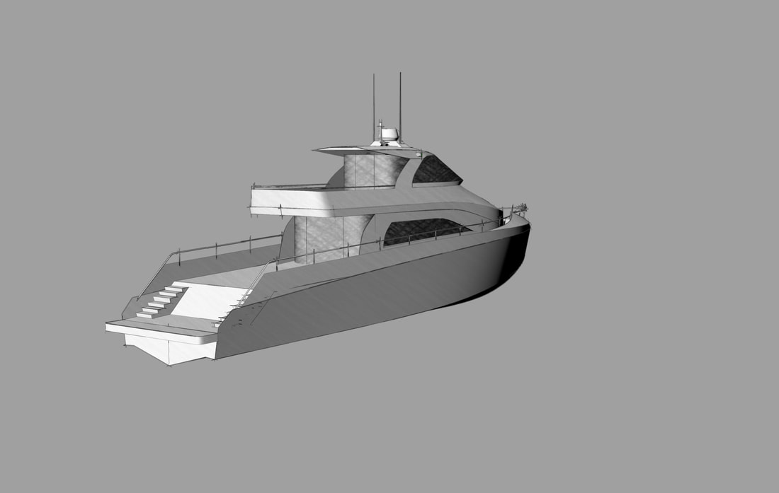 In Design - Jim Pauling Yacht Design - Jim Pauling Yacht Design